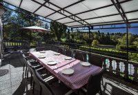 Déjeuners sur la terrasse
